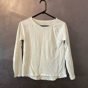 Childrens Place Girls White Long Sleeve XL